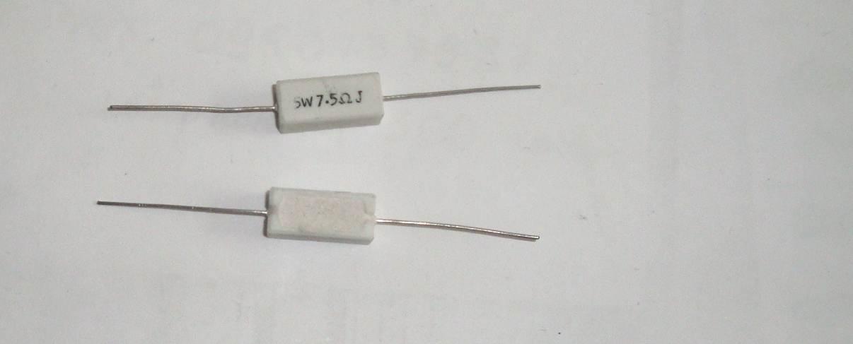 Проволочный резистор своими руками 36